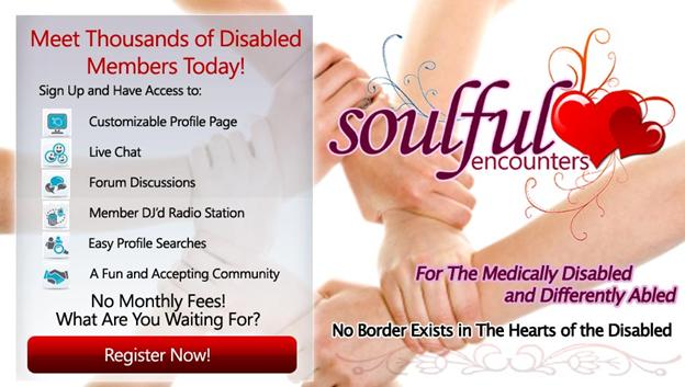 Persoana cu handicap a site- ului dating)