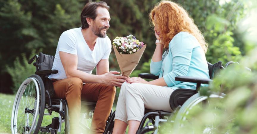 Handicappet dating